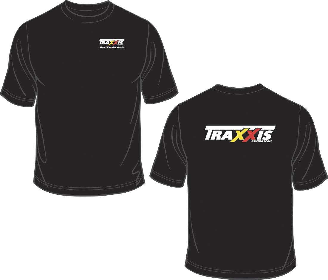 Traxxis Shirt met naam