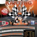 Traxxis on top @ nieuwe karting 'Yeti' te Eeklo