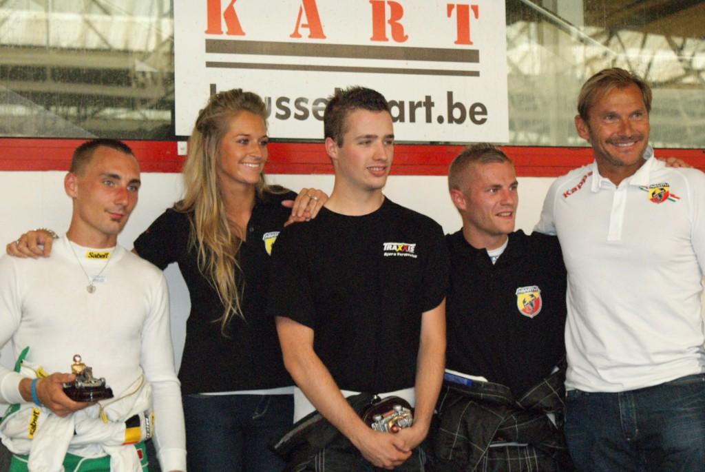 podium finalerace MIYR @ BK - Bjorn P1
