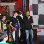 Cédric wint GT-Fusion race-sim GT5 wedstrijd @ Eupen!