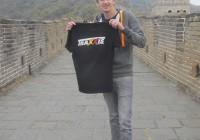 Yoeri @ Chinese Muur