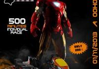 affiche Iron Man 2013