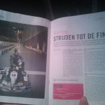 Christophe in VAB magazine