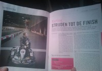 artikel Christophe in VAB magazine december 2013, papieren versie