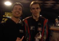 Stefan & Cédric, de prijsbeesten van de avond