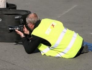 Luc Hebbrecht in action