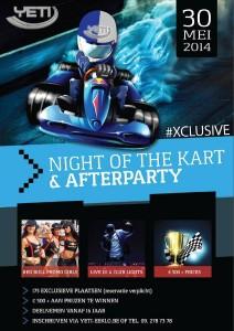 Yeti Night of the Kart