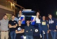 Yeti Night of the Kart - winnaars & promogirls
