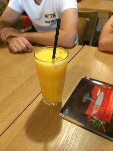 drink @ shopping center