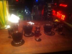drinks @ Rocker Club