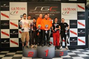 podium 8h Poland