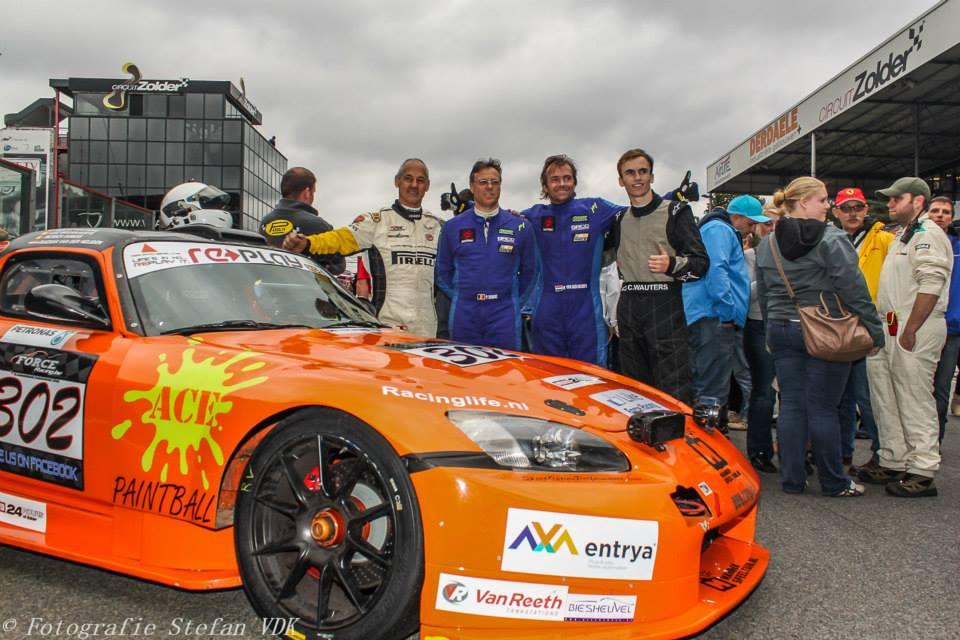 24u Zolder - Force Racing