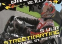 affiche Streetrace Brugge 2014