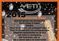 NYE 2015 @ Yeti