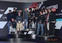 666 Dark Minutes Eupen; podium