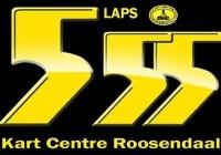 KCR 555 laps logo