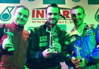 Inkart Super Stars2015 podium