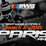 Bjorn naar de SWS World Finals!