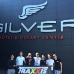 Traxxis op het Pools kampioenschap