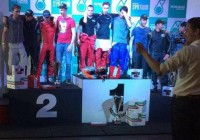 Inkart Petronas 12h 2015 - podium