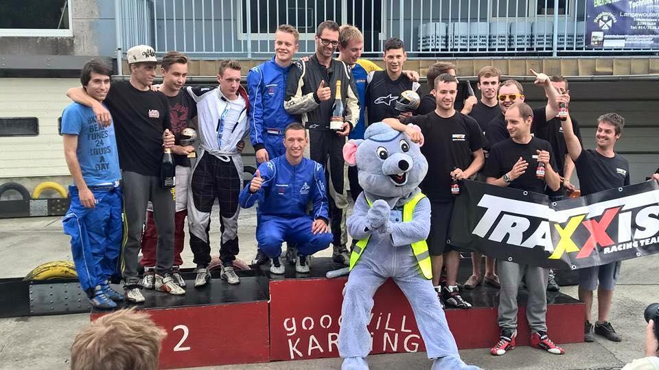 24u Olen 2015 - podium