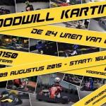 Opnieuw podiumplaats voor Traxxis tijdens 24u Goodwill karting Olen!