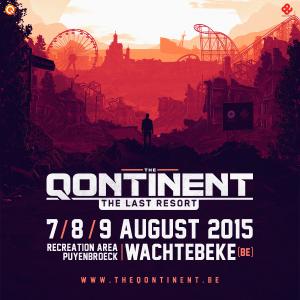 Qontinent 2015 - affiche