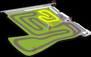 Karting Tenerife - circuit