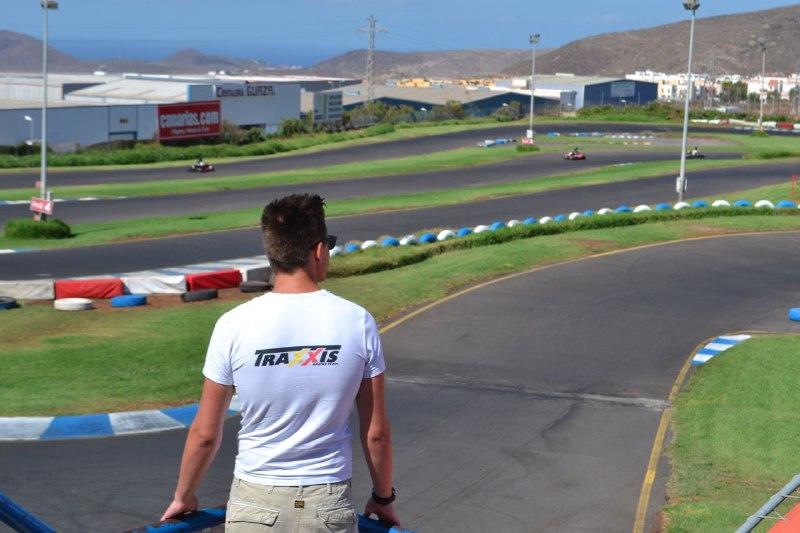 Karting Tenerife - Nicolas