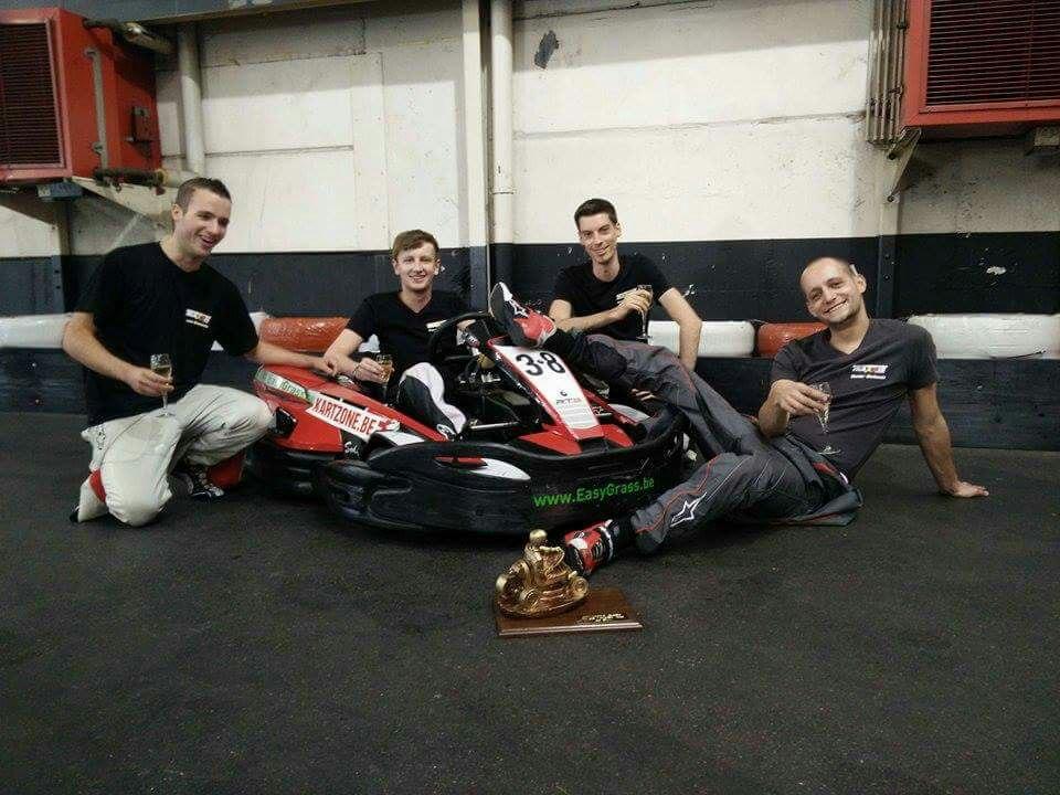 Brussels Kart 6h Trophy - Kartzone.be/Traxxis