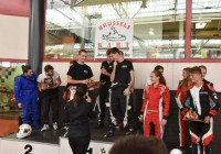 Brussels Kart 6h Trophy - podium