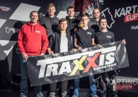 24u Eupener Karting 2015 - Traxxis Racing team - 7th position