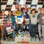 Christophe en Xavier Verhoeven zorgen voor overwinning op MX-Karting te JPR