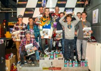 Podium 1e editie MX-Karting