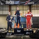 Stefan pakt 2e podium op rij op het British Rental Kart Championship 2016