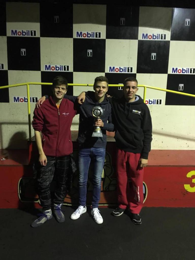 10u van Mol 2016 - winnende team