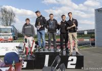 Kick off Karting Brugge 2016 - podium race 1