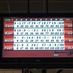 spelletje bowling @ Yeti