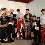 Stefan met de wereldkampioen op 6u race te HDK