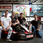 Traxxis pakt opnieuw winst op de 6h Brussels Kart Trophy