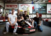 6h BK Trophy 2016 - winning team Kartzone.be (Traxxis Racing Team)