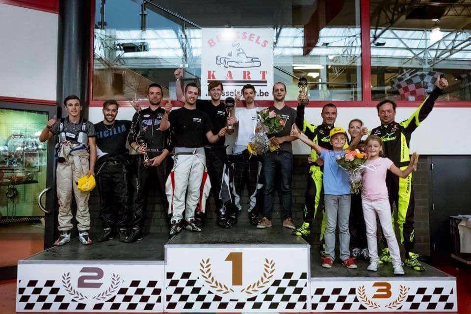 6h BK Trophy 2016 - podium