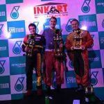 Inkart Summer GP's 2016: eindpodium voor Matthias